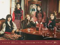 TWICE Chaeyoung, Tzuyu, Mina, Nayeon & Jihyo The Year of Yes promotional photo 1