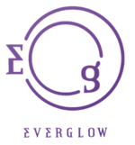 EVERGLOW Arrival of EVERGLOW official group logo