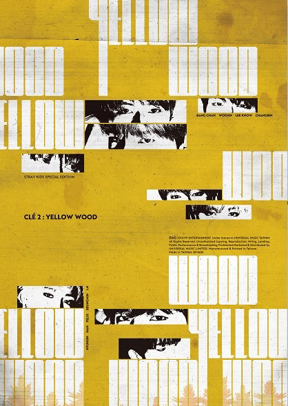 Clé 2 : Yellow Wood