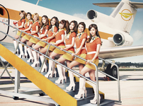 Girls' Generation Girls & Peace promotional photo