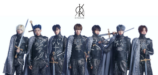 KINGDOM Excalibur group concept photo