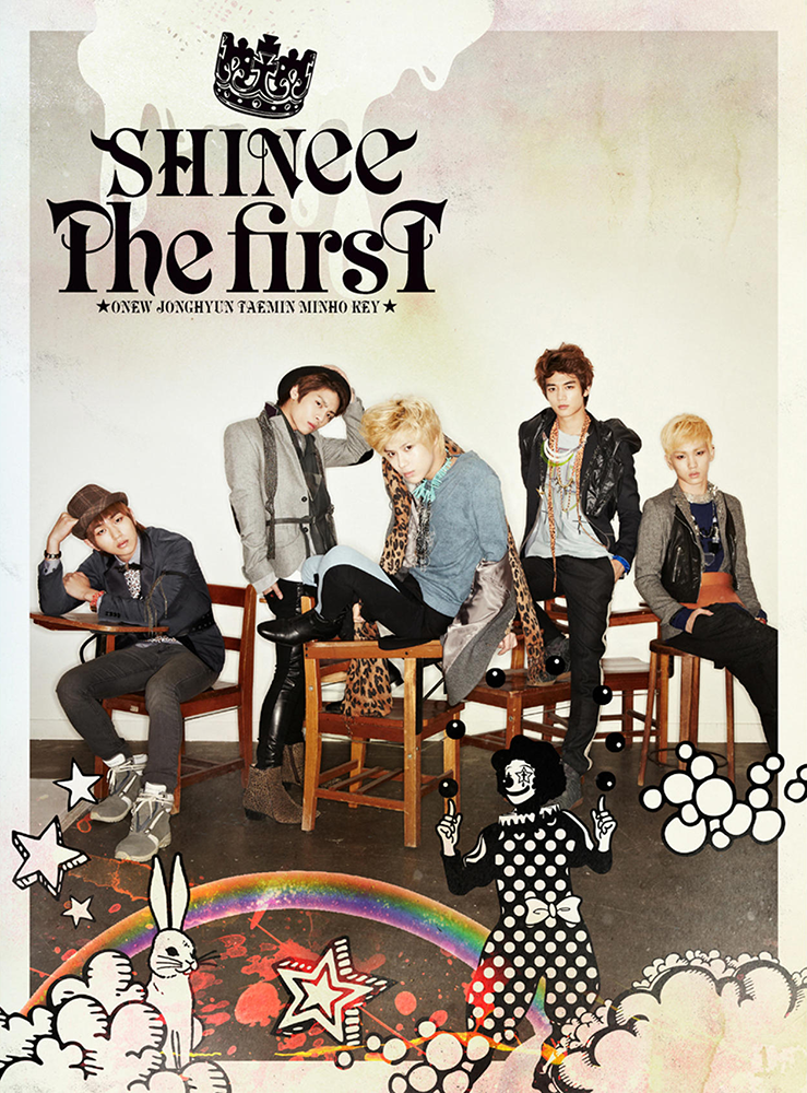 SHINee - The First (Regular).png