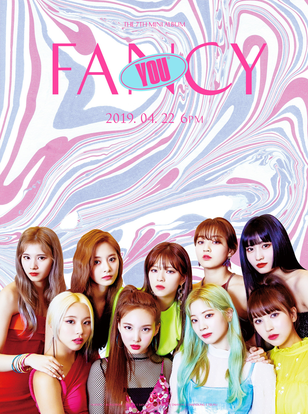 TWICE Fancy You group teaser poster 2.png
