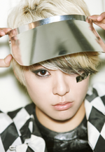 F(x) Amber Pinocchio concept photo