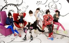 T-ARA Absolute First Album group photo