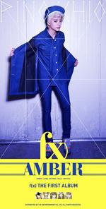 F(x) Pinocchio Amber teaser photo