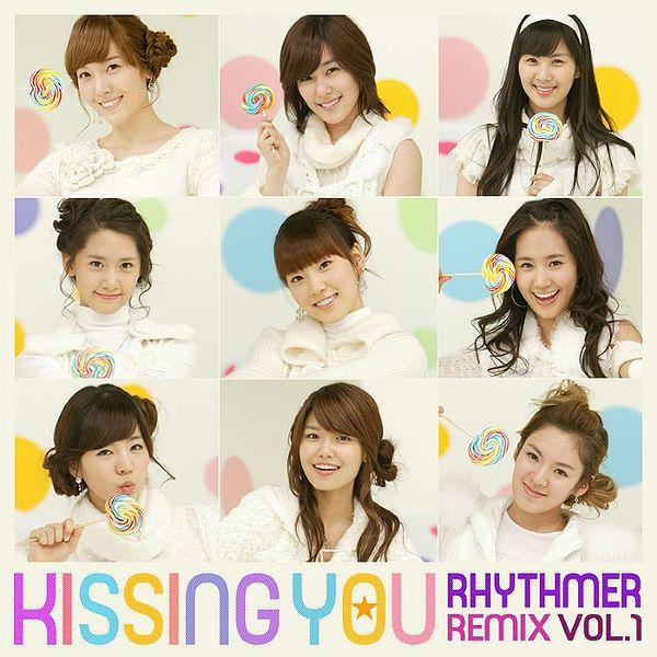 Kissing You Rhythmer Remix Vol.1