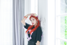 9MUSES Sojin Love City promo photo
