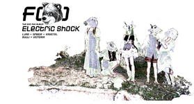 F(x) Electric Shock teaser photo