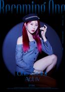 IZONE Lee Chae Yeon One reeler concept photo (2)
