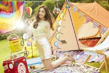 BESTie Haeryung Hot Baby concept photo