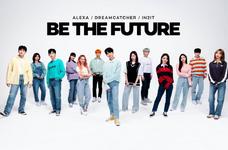 Dreamcatcher AleXa IN2IT Be the Future promo photo