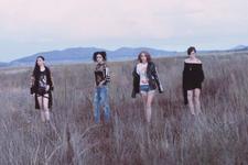 Brown Eyed Girls Basic group photo