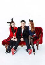 Lee Hi Suhyun Bobby I'm Different promotional photo
