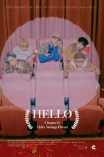 CIX 'Hello' Chapter Ø. Hello, Strange Dream group concept photo 2