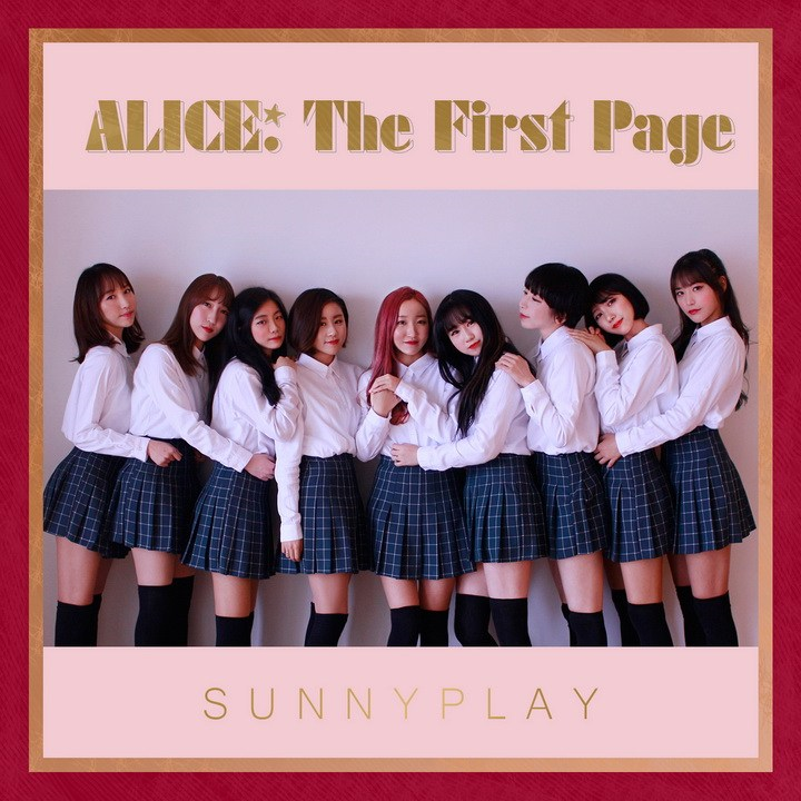 ALICE: The First Page