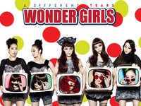Wonder Girls 2 Different Tears promo photo 2
