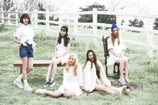 Berry Good Love Letter group promo photo (3)