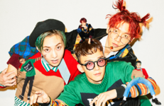EXO-CBX Hey Mama! promotional photo