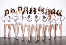 Girls' Generation Tell Me Your Wish (Genie) promotional photo