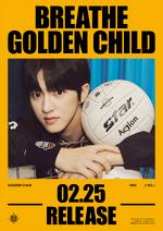 Golden Child Jae Hyun Breathe concept photo