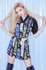 ITZY Yuna IT'z Icy promotional photo 1