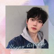 E'LAST Seung Yeop birthday Twitter post (May 8, 2021)