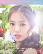 GWSN THE PARK IN THE NIGHT part two Lena teaser
