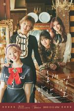 TWICE Dahyun, Jeongyeon, Momo & Sana The Year of Yes promotional photo 1