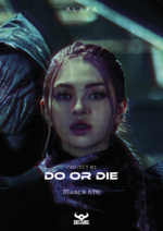 AleXa Do Or Die poster 2