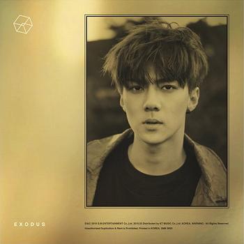 EXO EXODUS Korean version Sehun cover.png