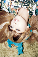 F(x) Victoria Electric Shock promotional photo