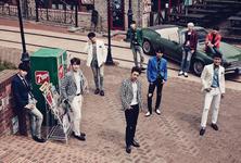 Super Junior Magic promotional photo