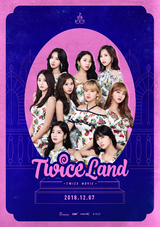 TWICELAND movie poster