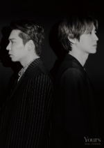 Raiden & Chanyeol Yours teaser photo (1)