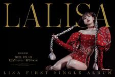 """Lisa """"Lalisa"""" teaser poster 2"""