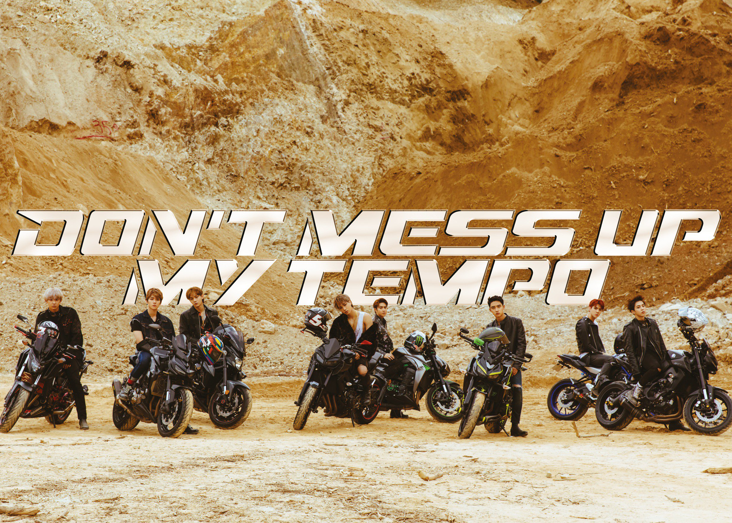 EXO Don't Mess Up My Tempo Moderato ver. cover art.png