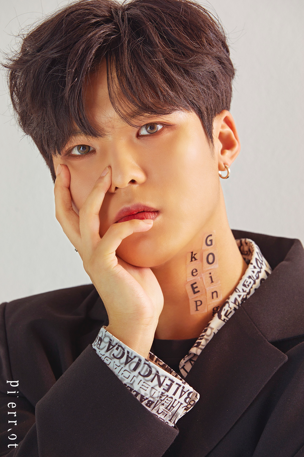 Hyunwoo: D-CRUNCH announces his departure from the group