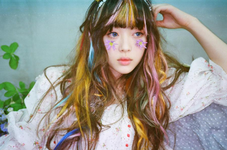 F(x) Sulli Electric Shock concept photo