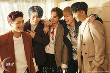 TEEN TOP Seoul Night group promo photo 2