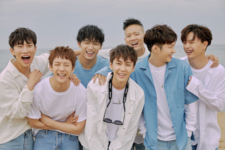 BTOB This Is Us group promo photo