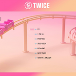 TWICE TWICEcoaster Lane 1 track list.png