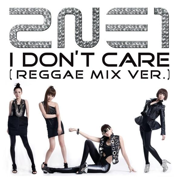 I Don't Care (Reggae Remix)