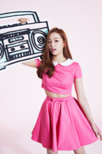 CLC Yeeun Refresh promotional photo