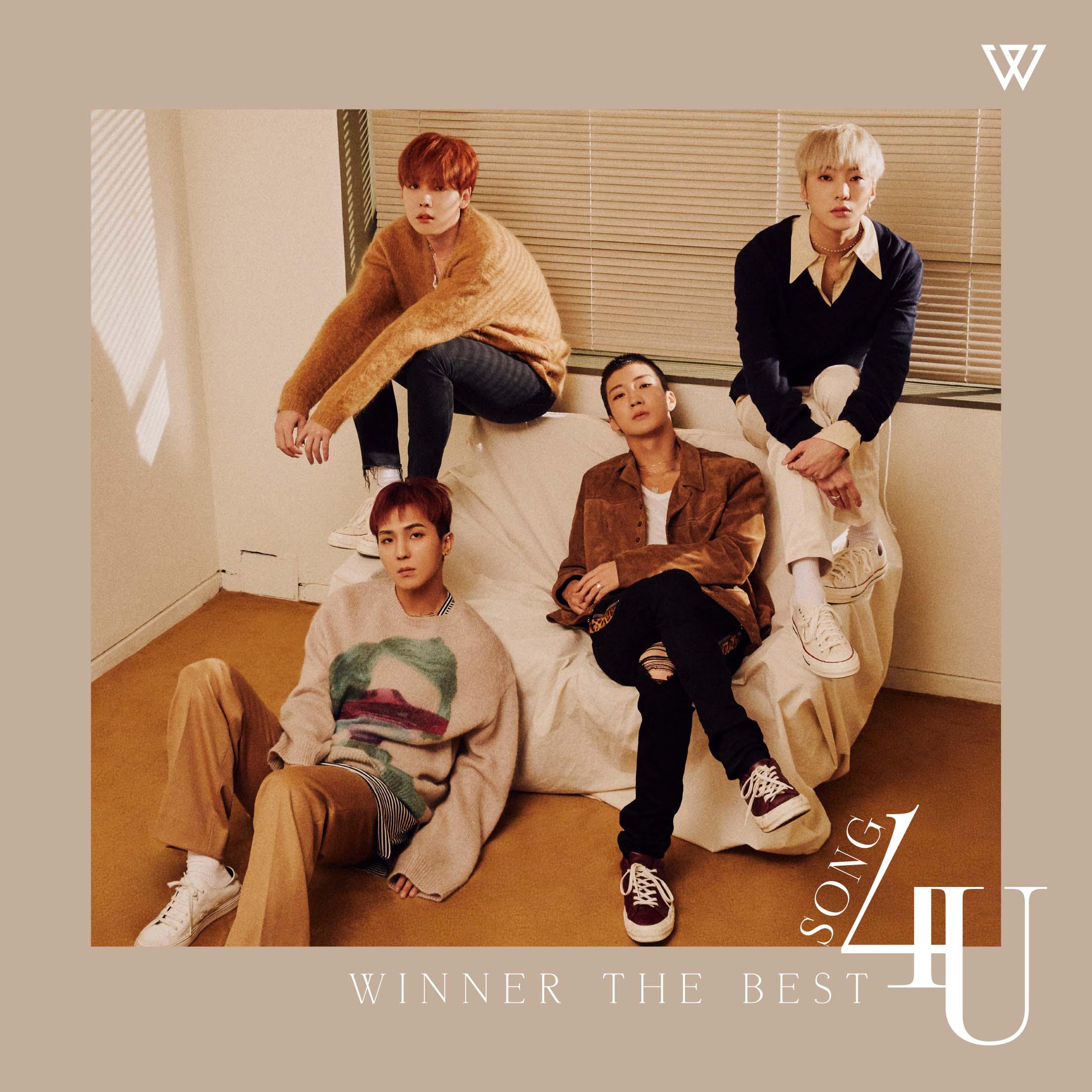 "WINNER The Best ""Song 4 U"""