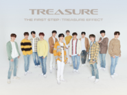 TREASURE The First Step Treasure Effect -JP Ver- promotional photo (3)
