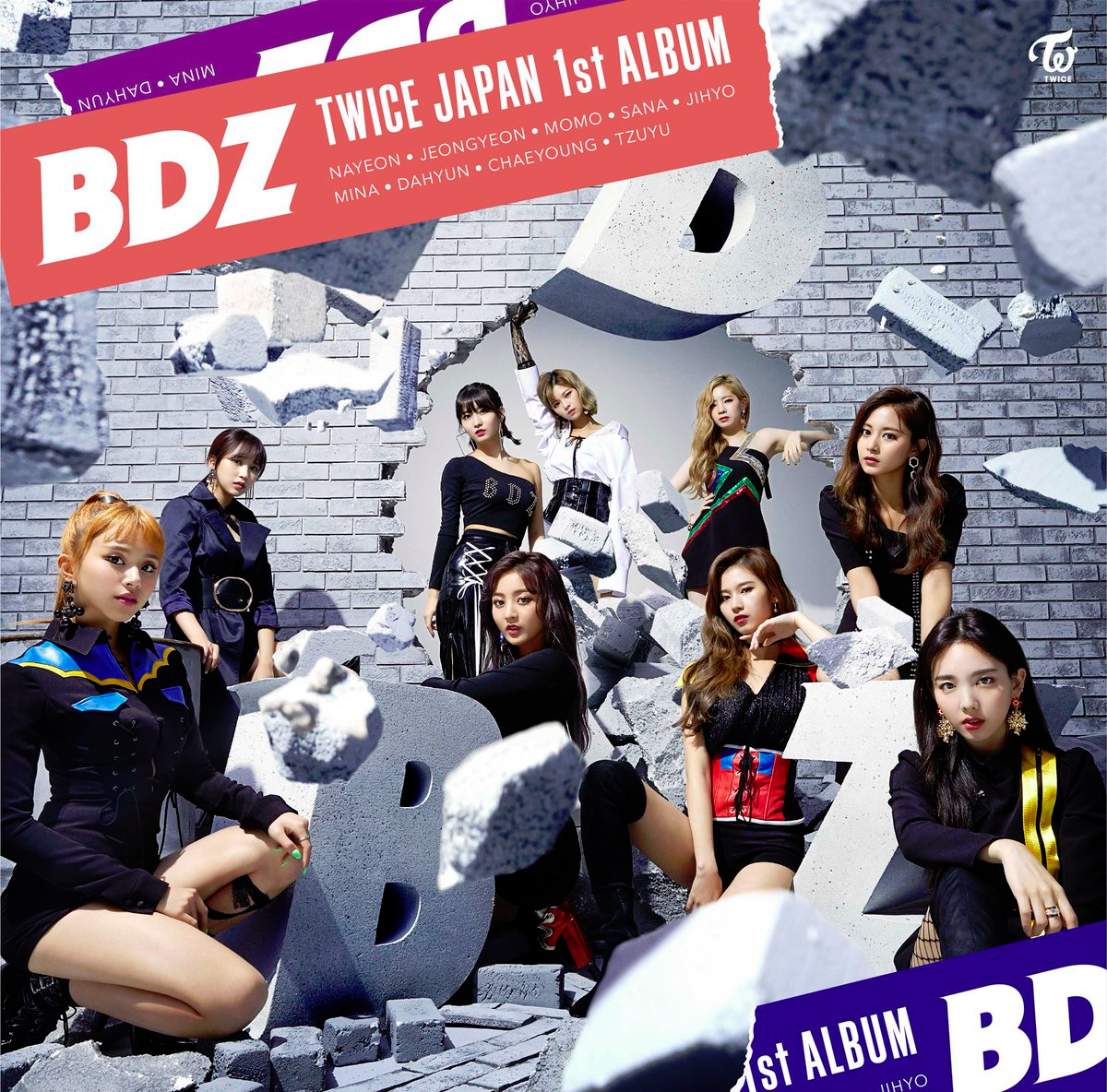 TWICE BDZ Normal Ed. album cover.png