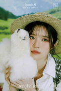 Fromis 9 Song Hayoung 9 Way Ticket teaser photo 3