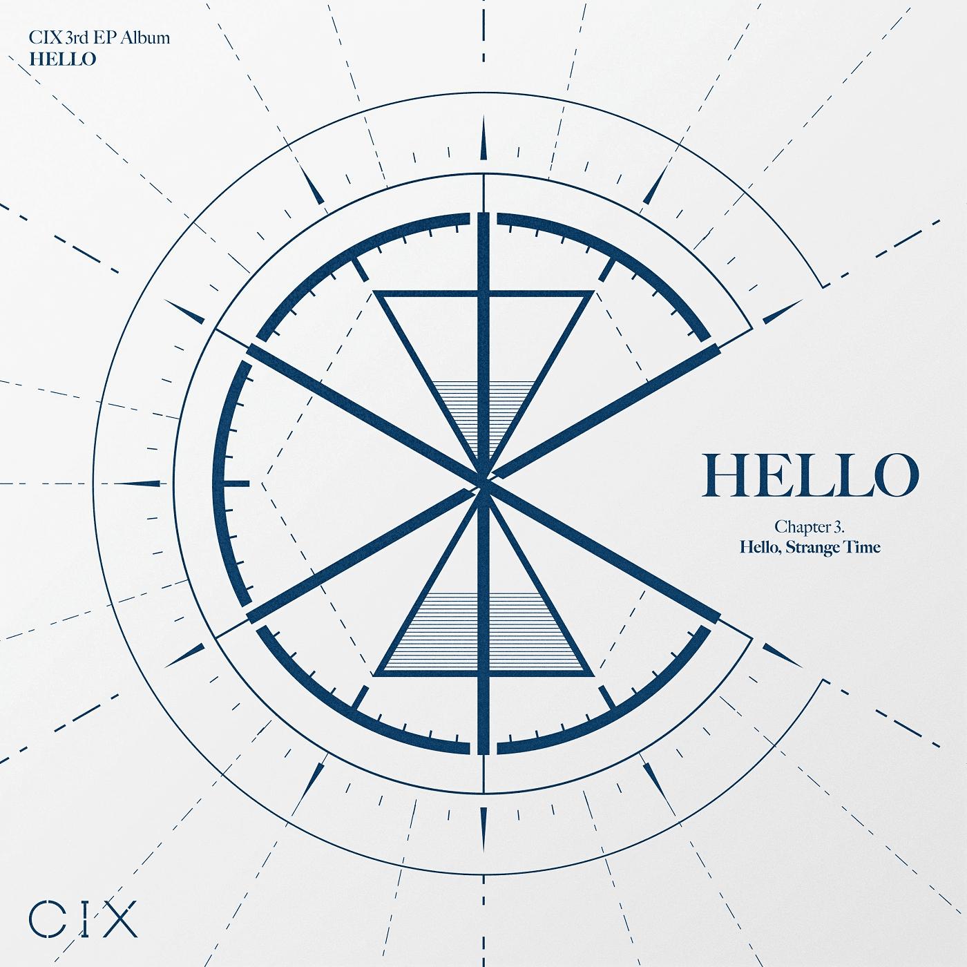 'Hello' Chapter 3. Hello, Strange Time
