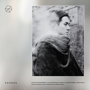 EXO EXODUS Chinese version Sehun cover.png